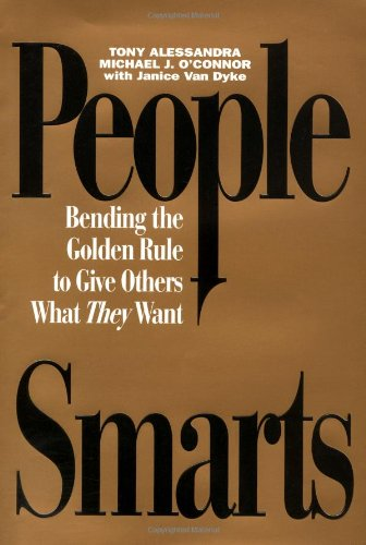 9780883904213: People Smarts - Bending the Golden Rule to Give Others What They Want