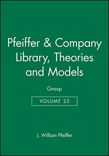 9780883904299: Pfeiffer & Company Library, of Theories and Models: Group (Volume 25)