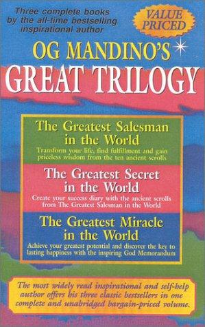 Og Mandino's Great Trilogy: MANDINO, OG; Mandino, Og
