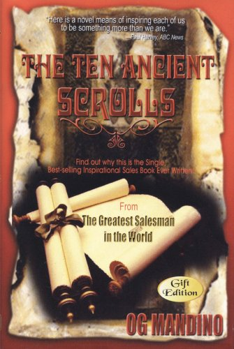 9780883910948: The 10 Ancient Scrolls for Suc