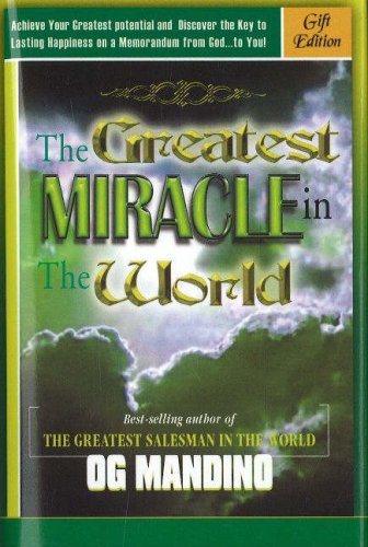 9780883911228: The Greatest Miracle in the World