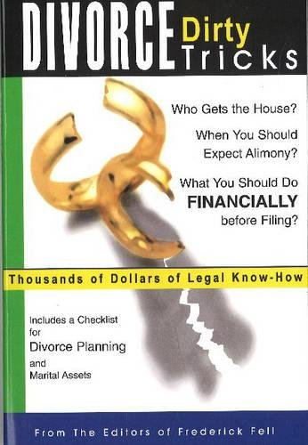9780883911471: Divorce Dirty Tricks: Thousands of Dollars of Legal Know-How