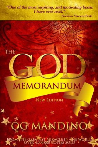 9780883911808: God Memorandum