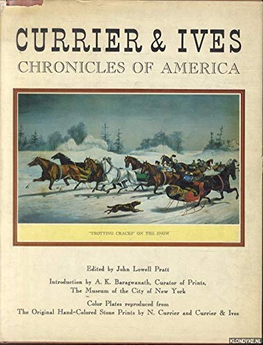 Currier Ives chronicles of America: Color plates