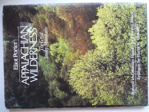 9780883940341: Appalachian Wilderness: The Great Smoky Mountains