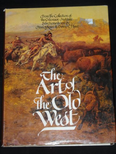 9780883940457: The Art of the Old West: From the Collection of the Gilcrease Institute