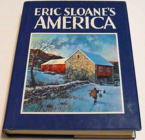 Eric Sloane's America: Sloane, Eric