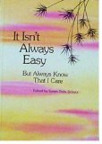 9780883961735: It Isn't Always Easy