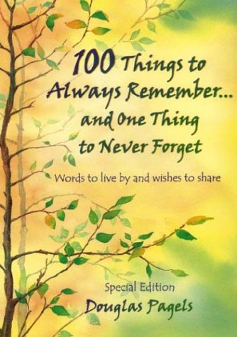 100 Things to Always Remember and One: Austin, Alin