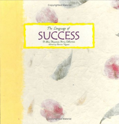 Language of Success, The: A Collection from Blue Mountain Arts