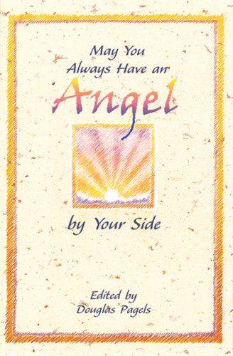 9780883965849: May You Always Have an Angel by Your Side (Blue Mountain Arts Collection)