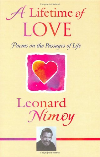 9780883965962: A Lifetime of Love: Poems on the Passages of Life