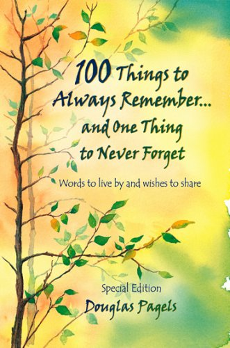 100 Things To Always Remember And One