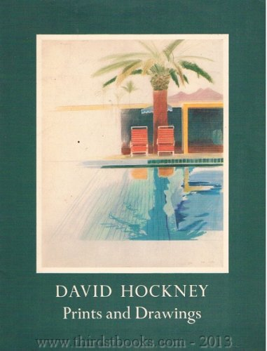 9780883970041: David Hockney: Prints and drawings
