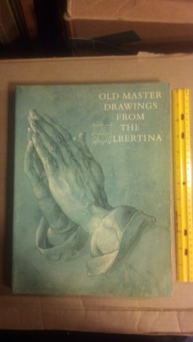 9780883970799: Old Master Drawings from the Albertina 1984