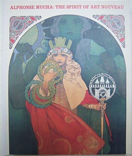 9780883971239: Alphonse Mucha--The Spirit of Art Nouveau