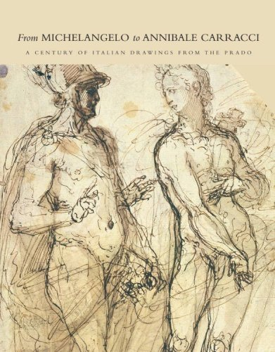 9780883971550: From Michelangelo to Annibale Carracci: A Century of Italian Drawings from the Prado