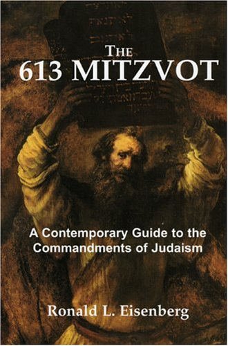 9780884003038: The 613 Mitzvot: A Contemporary Guide to the Commandments of Judaism