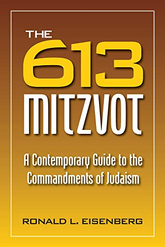 9780884003335: The 613 Mitzvot: A Contemporary Guide to the Commandments of Judaism