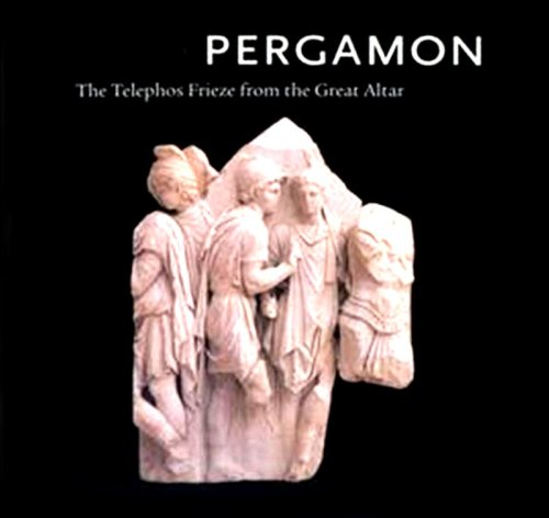 9780884010890: Pergamon: The Telephos Frieze from the Great Altar, Volume 1