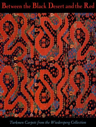 Between the Black Desert and the Red. Turkmen Carpets from the Wiedersperg Collection