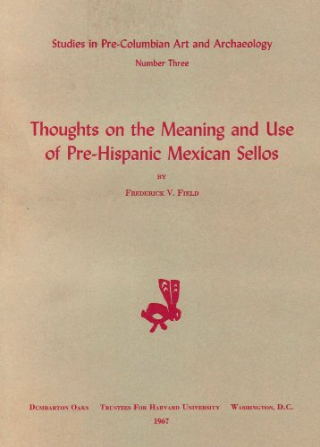 Thoughts on the Meaning and Use of: Field, Frederick V.