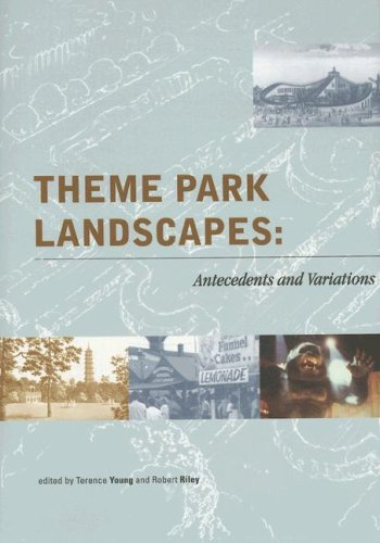 9780884022855: Theme Park Landscapes: Antecedents and Variations (Dumbarton Oaks Colloquium Series in the History of Landscape Architecture)
