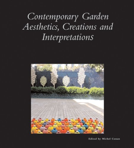 9780884023258: Contemporary Garden Aesthetics, Creations and Interpretations