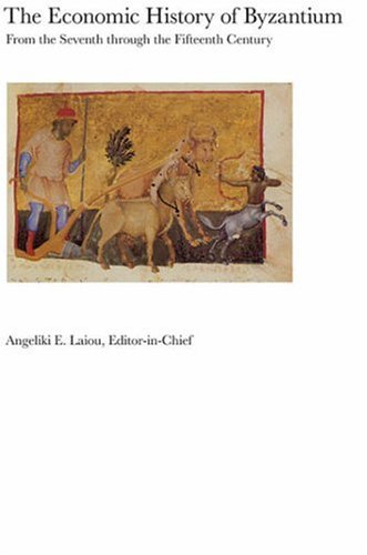 9780884023326: The Economic History of Byzantium: From the Seventh Through the Fifteenth Century