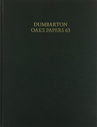9780884023579: Dumbarton Oaks Papers, 63