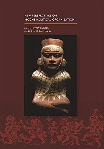 9780884023623: New Perspectives on Moche Political Organization (Dumbarton Oaks Pre-Columbian Symposia and Colloquia)