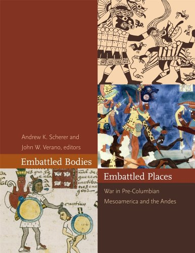 9780884023951: Embattled Bodies, Embattled Places: War in Pre-Columbian Mesoamerica and the Andes (Dumbarton Oaks Pre-Columbian Symposia and Colloquia)