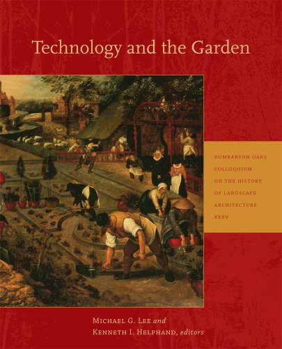 Technology and the Garden (Paperback): Michael G. Lee, Kenneth I. Helphand