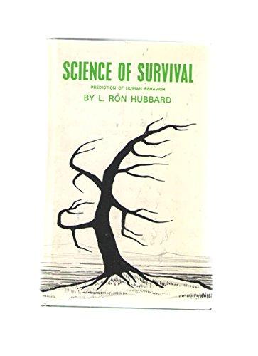 9780884040019: Science of Survival: Prediction of Human Behavior