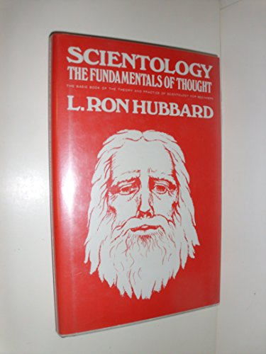 9780884040187: Scientology: the fundamentals of thought