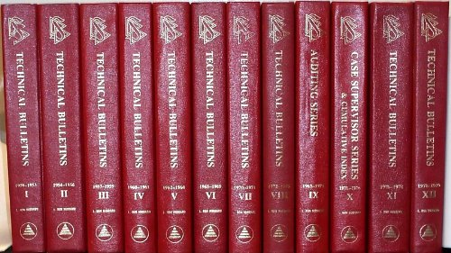 9780884040514: THE TECHNICAL BULLETINS OF DIANETICS & SCIENTOLOGY, Complete 12-Volume Set
