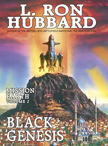 Black Genesis: Fortress of Evil (Mission Earth Vol. 2): Hubbard, Ron L.
