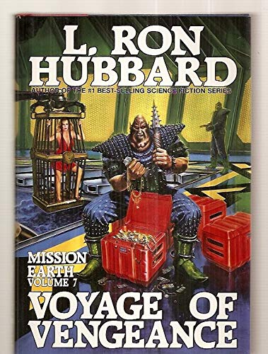 9780884042136: Voyage of Vengeance (Mission Earth Series)
