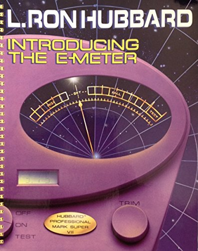 9780884043096: The Book Introducing the E Meter
