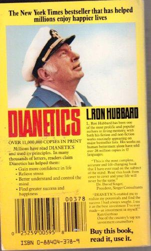 9780884043782: Dianetics