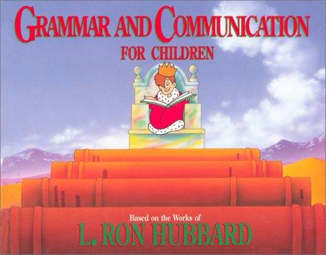 9780884047469: Grammar and Communication for Children