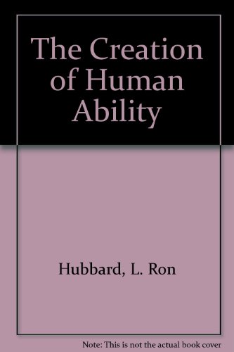 9780884049555: The Creation of Human Ability