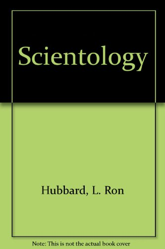 9780884049579: Scientology: A History of Man