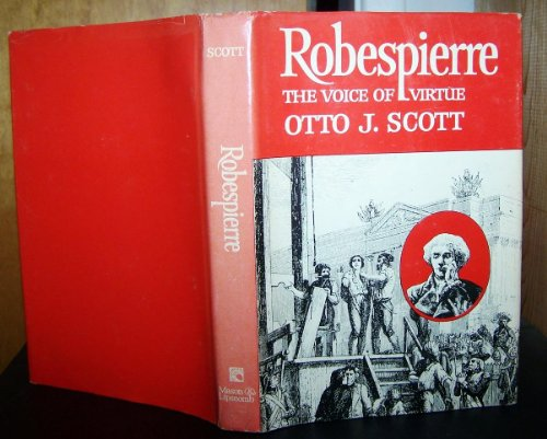 9780884050834: Robespierre: the Voice of Virtue