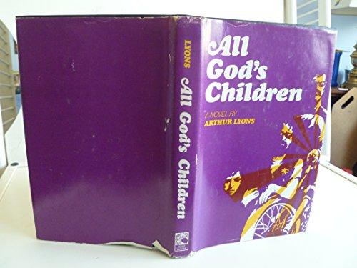 Beispielbild für All God's Children zum Verkauf von OwlsBooks