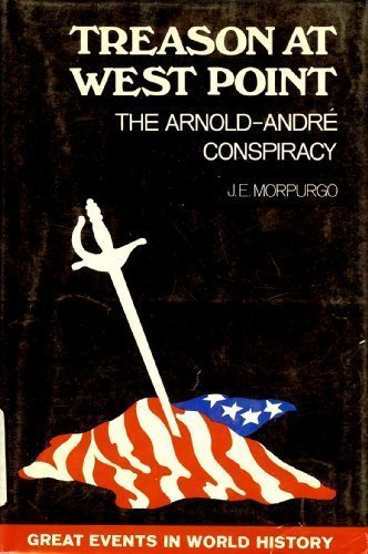 9780884053033: Treason at West Point: The Arnold-Andre conspiracy