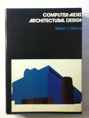 9780884053231: Computer-aided architectural design