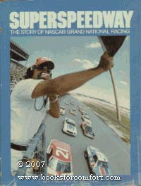Superspeedway: The story of NASCAR grand national racing: Benyo, Richard