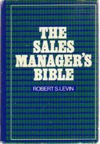 9780884054696: The sales manager's bible