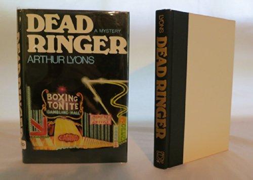 Dead ringer: A mystery: Lyons, Arthur